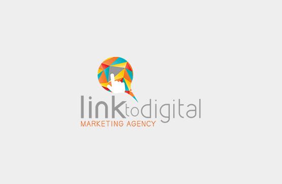 website e logotipo para Lin2digital