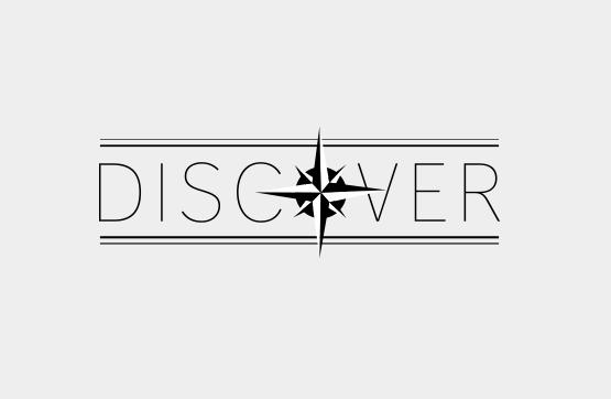logotipo desenvolvido para discover meridien