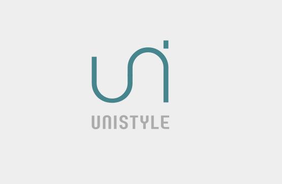 Imagem corporativa e website para unistyle