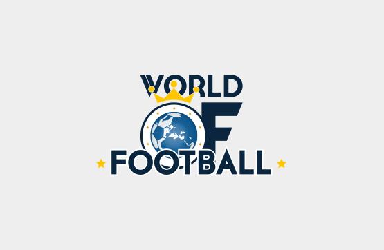 imagem corporativa para world of football