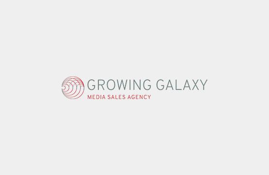website desenvolvido para Growing Galaxy