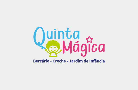 Imagem corporativa para Quinta Mágica