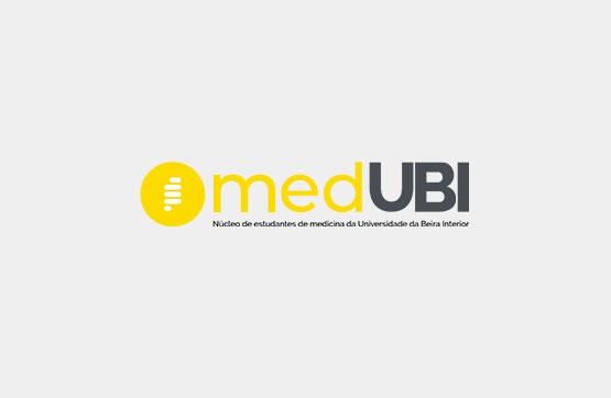 logotipo para associação médica MED Ubi