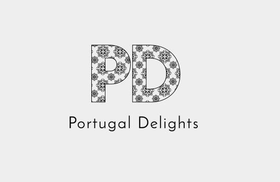 logotipo para Portugal Delights