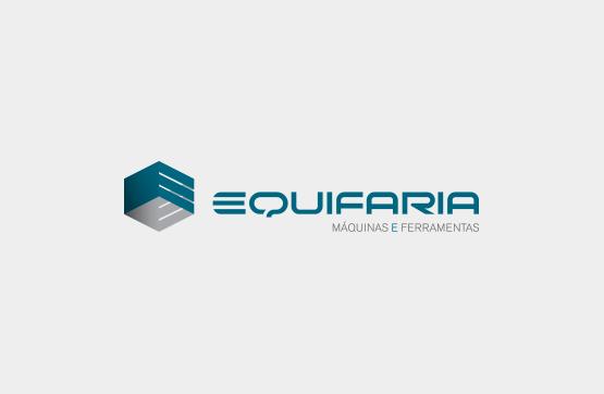 logotipo desenvolvido para equifaria