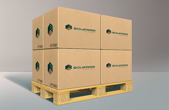 packaging para equifaria