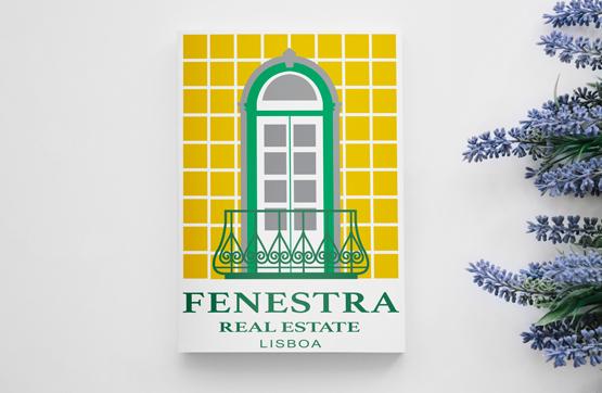 logotipo desenvolvido para fenestra