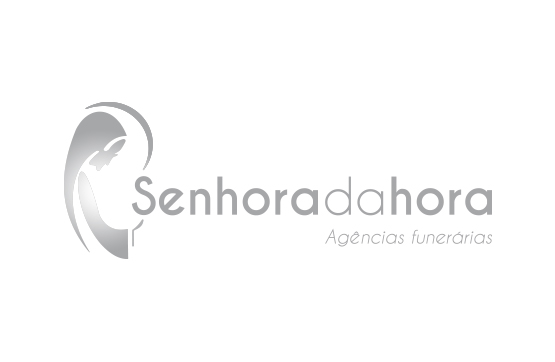 logotipo funeraria senhora da hora