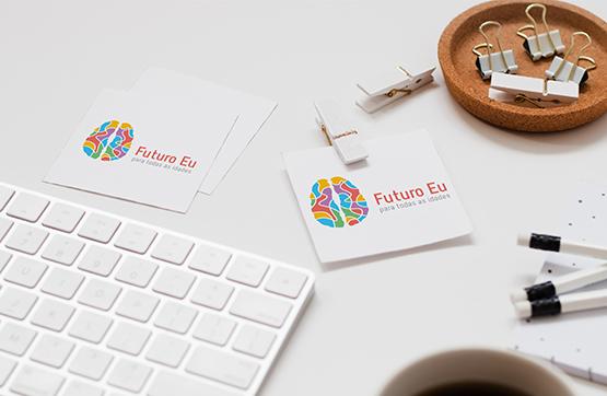 logotipo da futuro eu