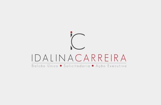 logotipo desenvolvido para Idalina Carreira