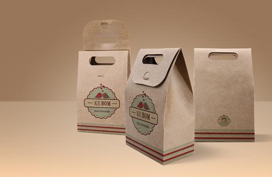 packaging desenvolvido para kebon