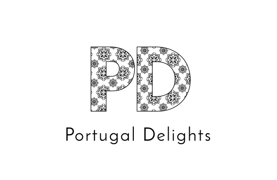 logotipo desenvolvido para Portugal Delights