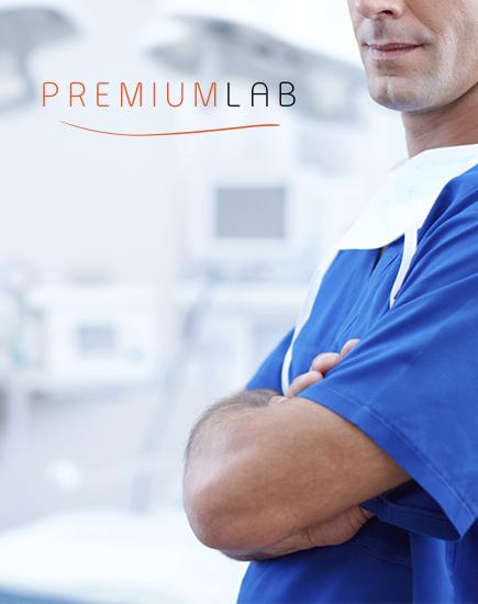 listagem para premium lab