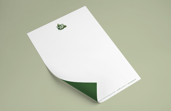 papel timbrado para Tropical Mira