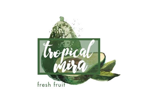 logotipo desenvolvido para Tropical Mira