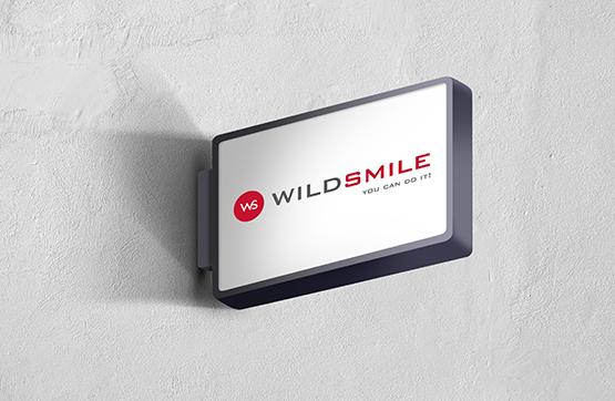 reclamo luminoso para wildsmile