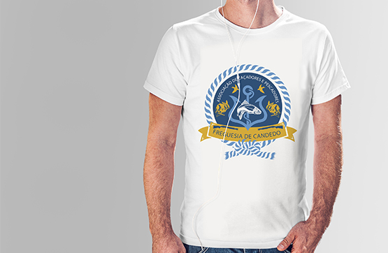 tshirt para caçadores de candedo