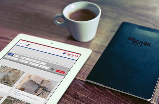 aplicação de logotipo em website