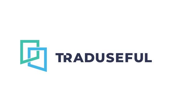 logotipo desenvolvido para traduseful