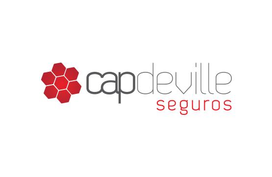 website e logotipo para capdeville
