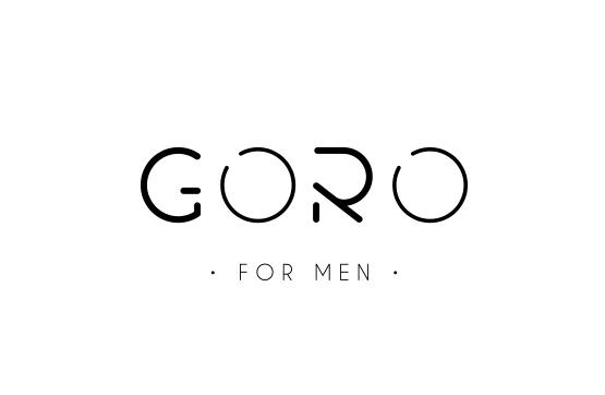 logotipo desenvolvido para Goro