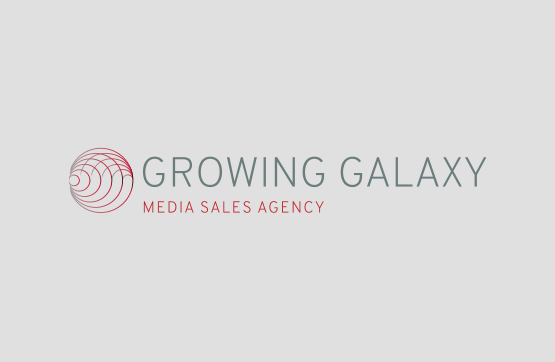 logotipo para growing galaxy