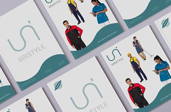 catalogo de produtos para unistyle