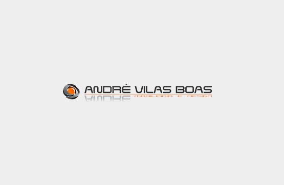 logotipo de andre vilas boas