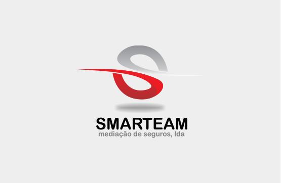logotipo desenvolvido para smart team