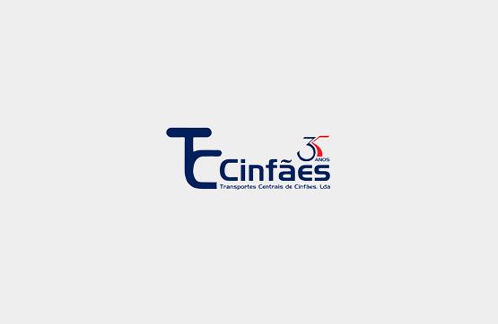 logotipo para empresa de transportes
