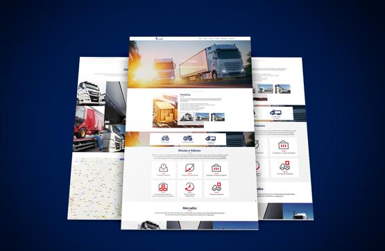 desenvolvimento de website para TC Cinfães