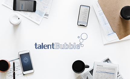 listagem para site da Talent Bubble