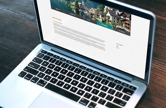 webdesign para volta mundo